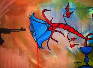 Alex Mijares - Art Work 11645