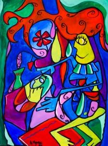 Alex Mijares - Art Work 11674