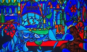 Alexander Mijares - Art Work 11650