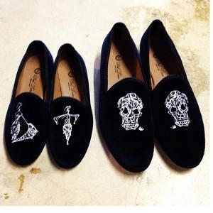 alexander mijares shoes