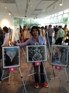 Alexander Mijares FIU ART